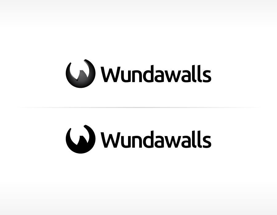 Contest Entry #32 for Logo Design for WundaWalls
