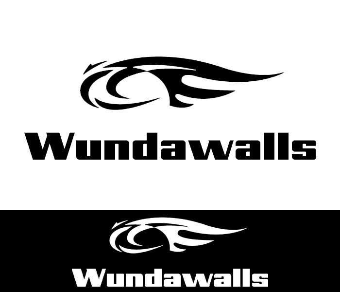 Contest Entry #6 for Logo Design for WundaWalls