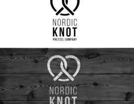 nº 107 pour Design a Logo for NORDIC KNOT PRETZEL COMPANY par petertimeadesign