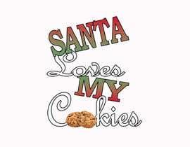 nº 5 pour Santa Cookies par dbr592dfd459ea1a