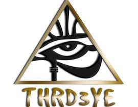 nº 12 pour Design a Logo for THRD3YE Collective par AhmedGaber2001