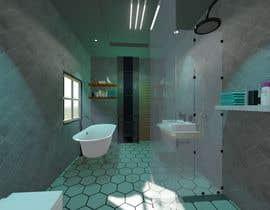 nº 28 pour Design my bathroom layout par solpatu0101