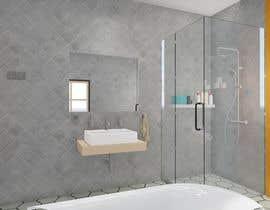 nº 33 pour Design my bathroom layout par solpatu0101