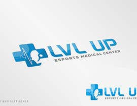 nº 95 pour LVLUP - Helping Gamers with their Health par marvinbaldemor36