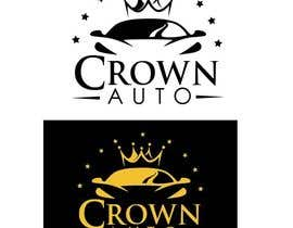nº 333 pour Design a Luxury Logo with Crown Auto. par rafina13