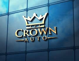 nº 331 pour Design a Luxury Logo with Crown Auto. par ChallengerSK