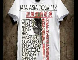 """nº 3 pour """"Tour T-Shirt"""" par praveenlight"""