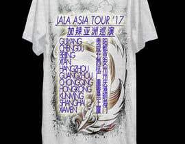 """nº 5 pour """"Tour T-Shirt"""" par praveenlight"""