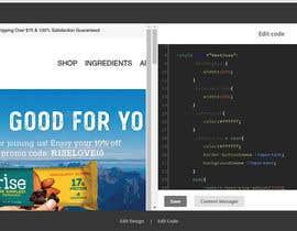 nº 1 pour Convert Flat Art to Responsive HTML for MailChimp 2 par RainbowVivid
