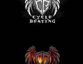 #68 para Logo Design for heavy metal band CYCLE BEATING por janilottering