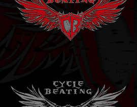 #136 para Logo Design for heavy metal band CYCLE BEATING por janilottering