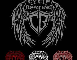 #141 para Logo Design for heavy metal band CYCLE BEATING por janilottering