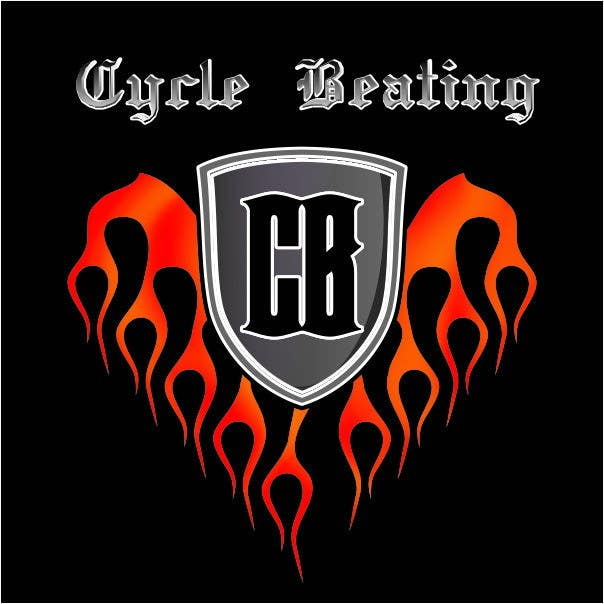Logo Design Contest Entry #10 for Logo Design for heavy metal band CYCLE BEATING