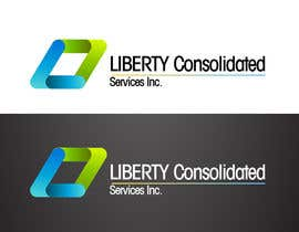 nº 23 pour Logo Design for LCSI Liberty Consolidated Services Inc. par praxlab
