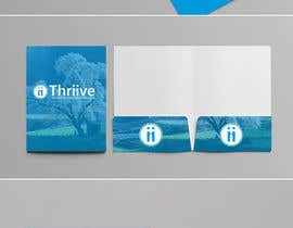 nº 12 pour Thriive Corporate Id par EdesignMK