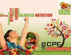 #32 para Design a Banner/Backdrop for CPF food outlet chain por rajumax