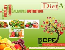 #45 para Design a Banner/Backdrop for CPF food outlet chain por rajumax