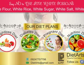 #18 para Design a Banner/Backdrop for CPF food outlet chain por Jackie2110