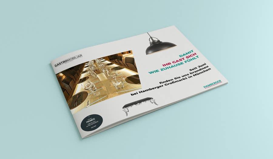 Proposition n°45 du concours Design a simple but stylish broschure