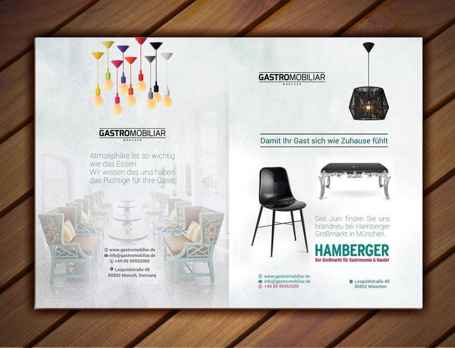 Proposition n°53 du concours Design a simple but stylish broschure