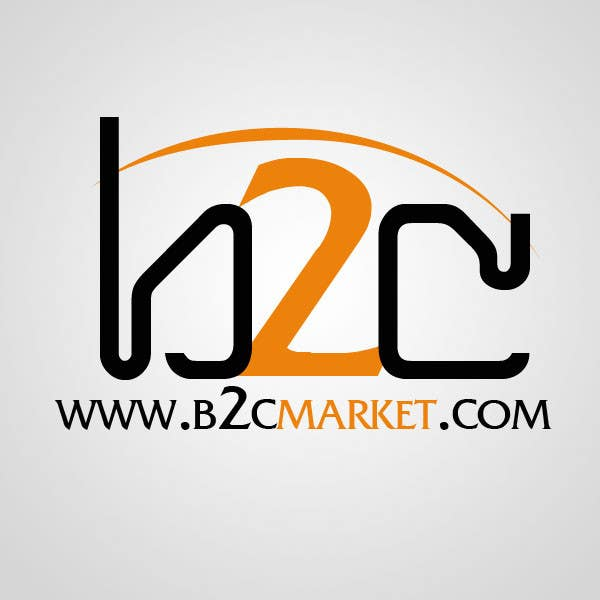 Конкурсная заявка №7 для Domain name and logo / buttoms needed for new b2c marketplace site.