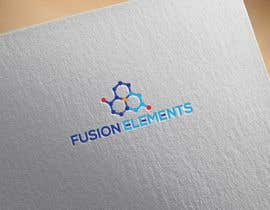 nº 157 pour Design a Logo for Fusion Elements par jhraju41
