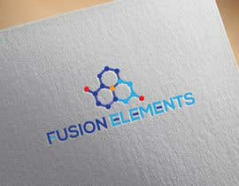 nº 158 pour Design a Logo for Fusion Elements par jhraju41