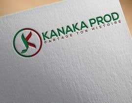"""nº 101 pour Design """"Kanaka Prod"""" company logo par DesignerMuhammad"""