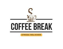 nº 4 pour Design a Logo for a coffee shop which releases stress with breaking activities par syafiqmerican