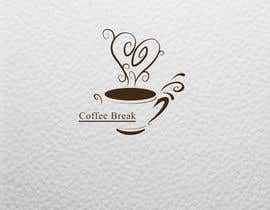 nº 14 pour Design a Logo for a coffee shop which releases stress with breaking activities par jubairtalukder1