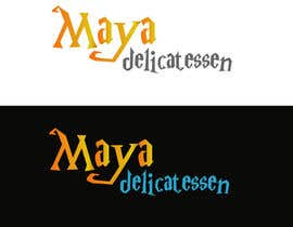 nº 22 pour Design a Logo for maya par SGDB020