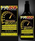 Print & Packaging Design for Throttle Muscle FX805 için Graphic Design25 No.lu Yarışma Girdisi