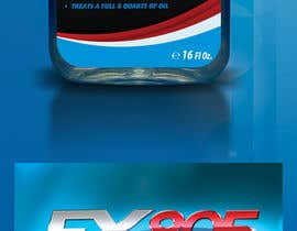 #21 for Print & Packaging Design for Throttle Muscle FX805 by csoxa