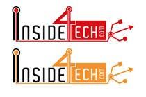 Bài tham dự #36 về Graphic Design cho cuộc thi Design a Logo for my web blog Inside4Tech.com