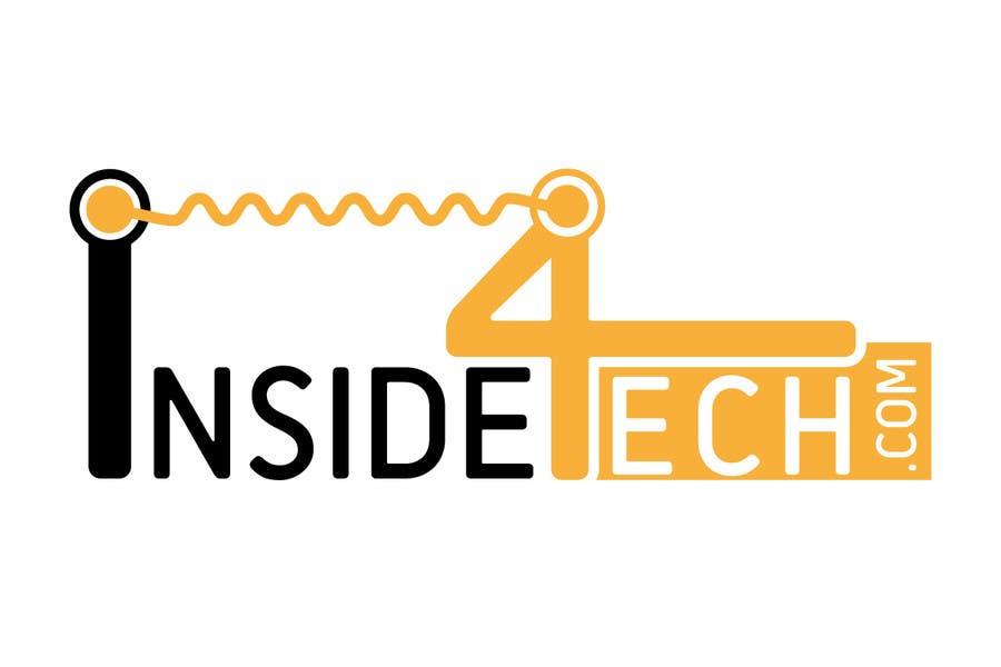 Bài tham dự cuộc thi #                                        40                                      cho                                         Design a Logo for my web blog Inside4Tech.com