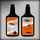 #70 for Print & Packaging Design for +75K High Mileage Engine Treatment by siddjain