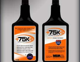 #70 para Print & Packaging Design for +75K High Mileage Engine Treatment por siddjain