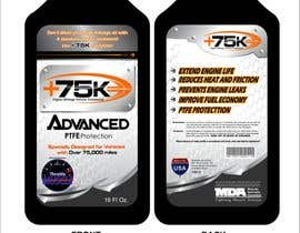 #57 untuk Print & Packaging Design for +75K High Mileage Engine Treatment oleh arteq04