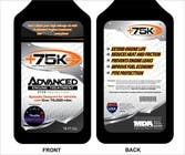 #66 for Print & Packaging Design for +75K High Mileage Engine Treatment by arteq04