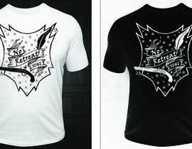 #17 for 1A & 2A Rights T-Shirt af sauravarts