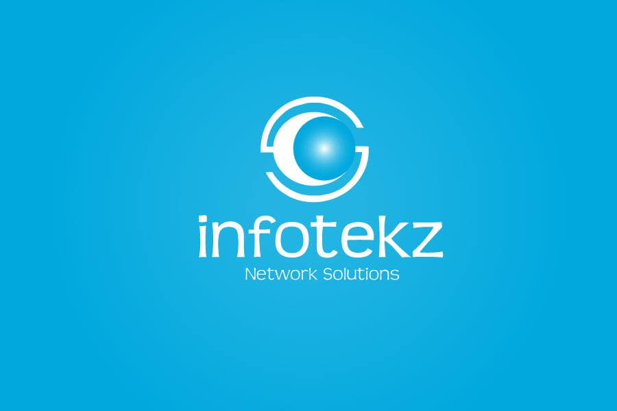 Contest Entry #19 for Logo Design for INFOTEKZ  (Please Try 3D Logo/Font) : Please see attached vector image