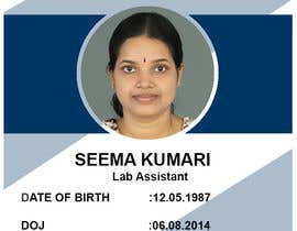 School Id card design-Student, Staff, Security Guard   Freelancer