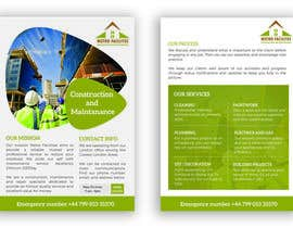 nº 10 pour business card and brochure needed par abhimanyu3