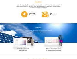 nº 28 pour Design a Website Mockup par pradeep9266