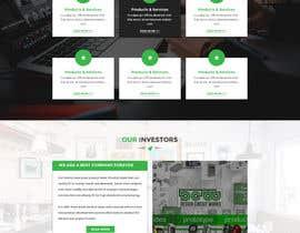 nº 22 pour Design a Website Mockup par husainmill