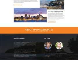 nº 31 pour Design a Website Mockup par atikul11