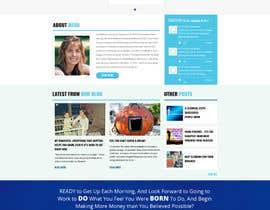 nº 32 pour Design a Website Mockup par atikul11