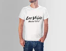 nº 29 pour Design a T-Shirt  Las Vegas BikeFeat 2017 tattoo script par Sajalmojumder