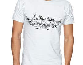 nº 22 pour Design a T-Shirt  Las Vegas BikeFeat 2017 tattoo script par roy91591