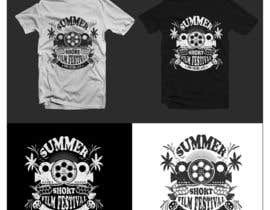 nº 22 pour Design a T-Shirt for EBE Films' Summer Film Series! par bombom666